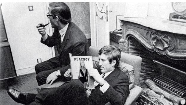 Zeitmaschinen 1969 Rindt Playboy