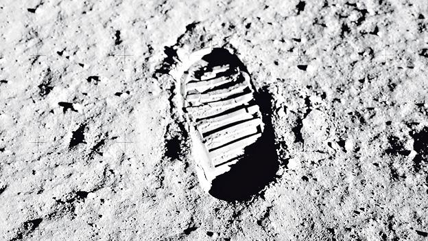 Zeitmaschinen Das Jahr 1969 Mondlandung