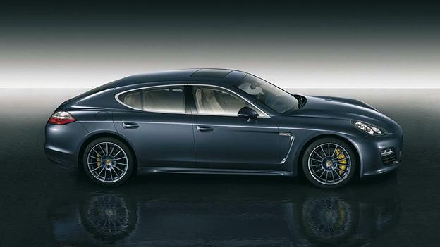 Porsche Panamera Exterieur statisch Seite
