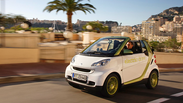 smart electric drive exterieur dynamisch front