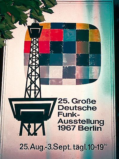 Zeitmaschine 1967 NSU RO80 Das Jahr Funkausstellung