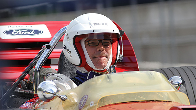 Jochen Rindt Lotus Nummer sechs Christian Kornherr Salzburgring