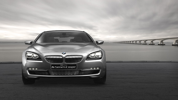 BMW 6er Konzept Exterieur Statisch Front