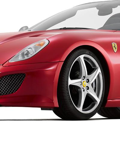 Ferrari SA Aperta Exterieur Statisch Front