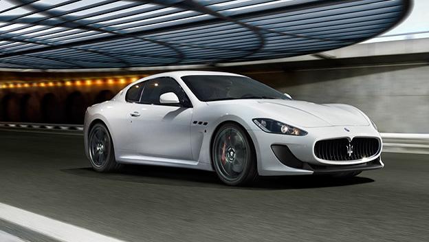 Maserati Gran Turismo dyn VoRe