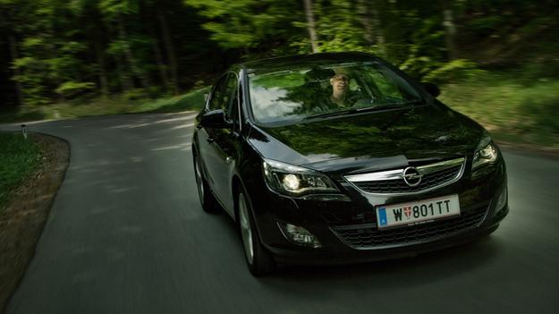 Opel Astra Exterieur Dynamisch Front