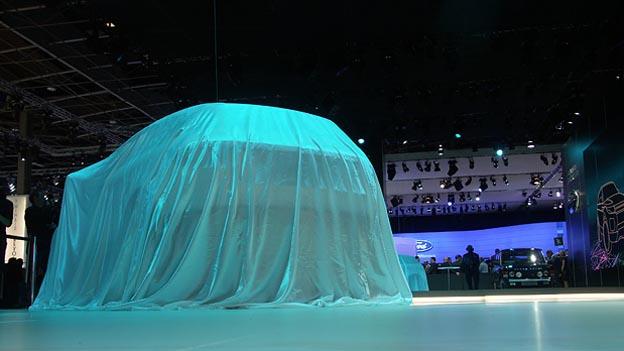 Paris Motorshow 2010