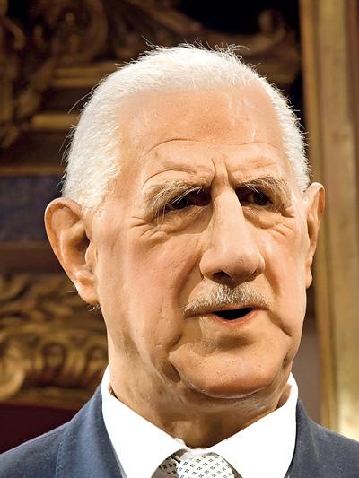 1970 Das Jahr Charles de Gaulle