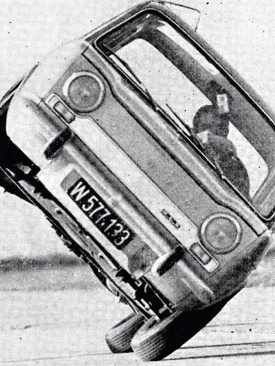 1970 Zeitmaschine Was noch geschah Autorevue