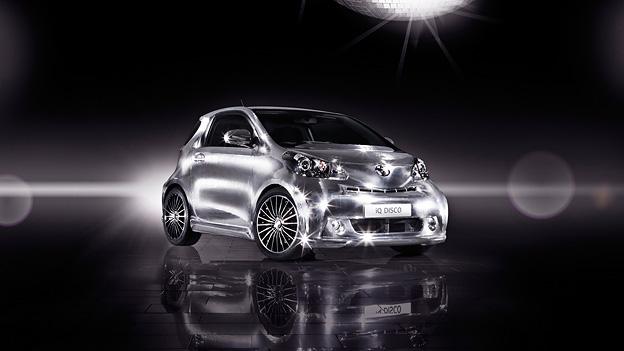 Toyota iQ Disco stat VoRe