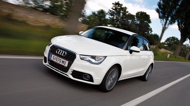 Audi A1 Exterieur dynamisch Front