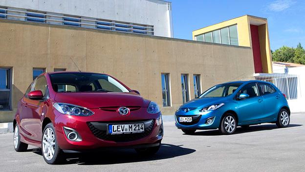 Mazda2 stat
