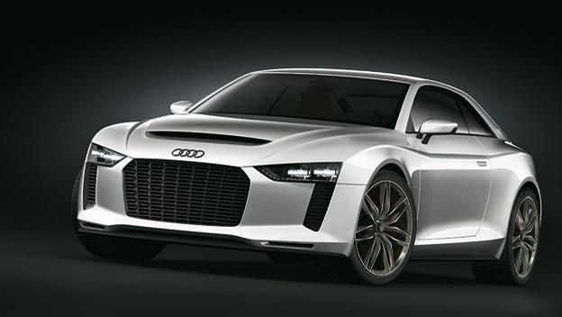 Audi Quattro Concept stat VoLi