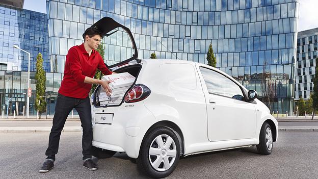 Toyota Aygo vorsteuerabzugsberechtigt