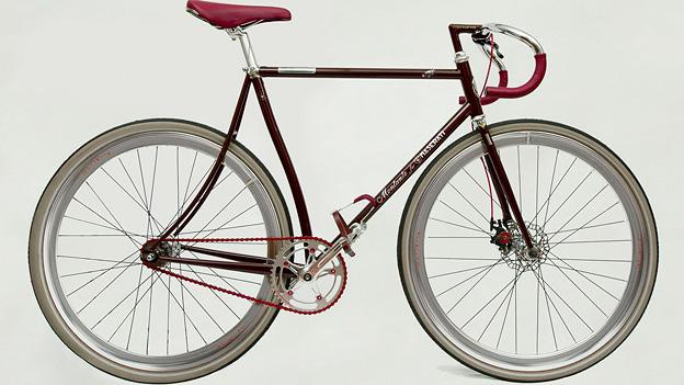 Maserati 8CTF Fahrrad