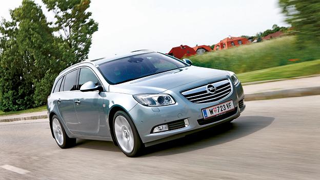 Opel Insignia Sports Tourer dyn VoRe
