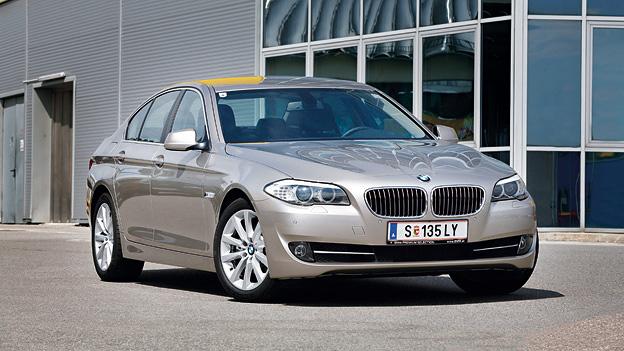 BMW 520d stat VoRe