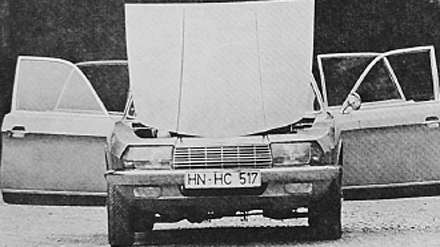 Völker Zeitmaschine NSU RO80 1967