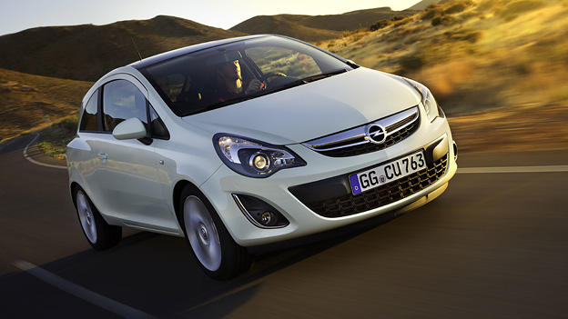 Opel Corsa Exterieur Dynamisch Front