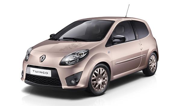 Renault Twingo Rose Boheme Miss Sixty