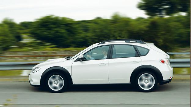 Subaru Impreza dyn links