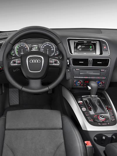 Audi Q5 Hybrid Interieur
