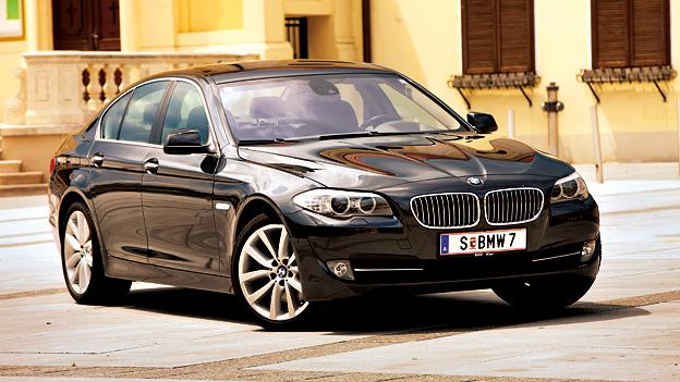 BMW 5er stat VoRe