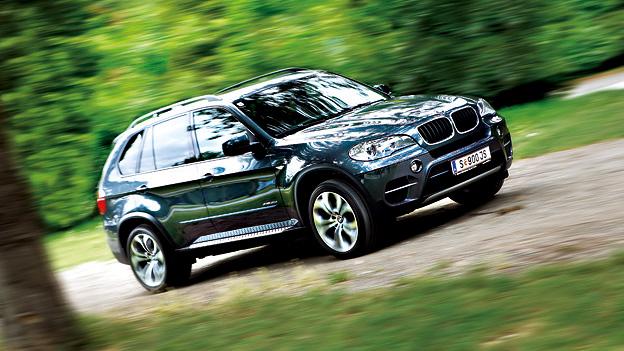 BMW X5 dyn VoLi