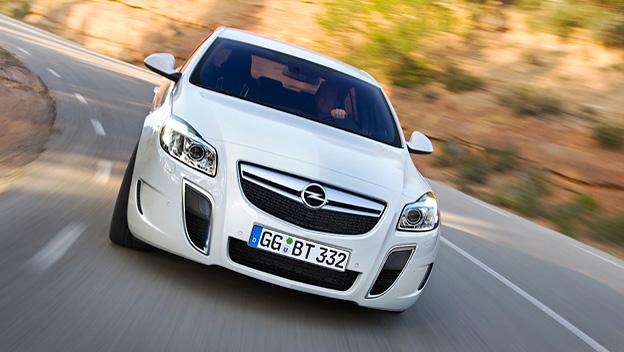 Opel Insignia OPC dyn vorne