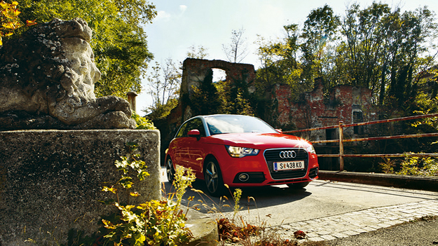 Audi A1 stat VoRe