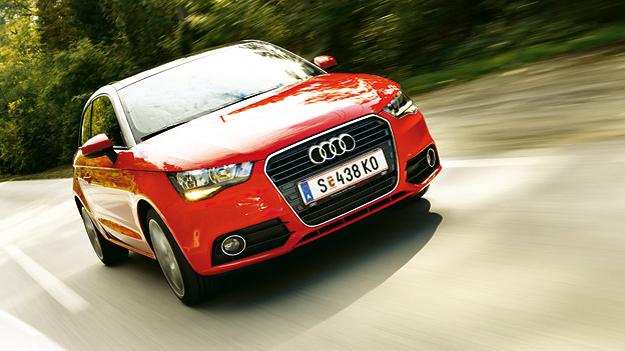Audi A1 dyn vorne