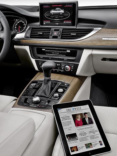 Audi A6 Limousine Interieur