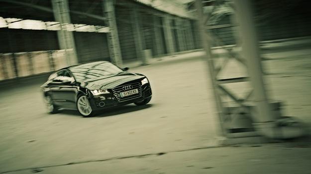 Audi A7 dyn VoRe