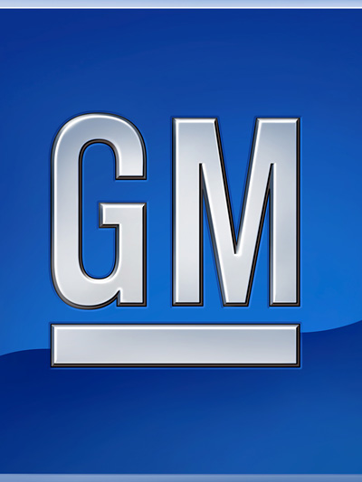 General Motors Boerse Logo