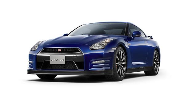 Nissan GT-R Exterieur Statisch Front