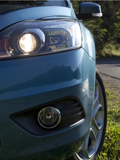Ford Focus CC Detail