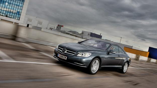 Mercedes-Benz CL dyn VoLi