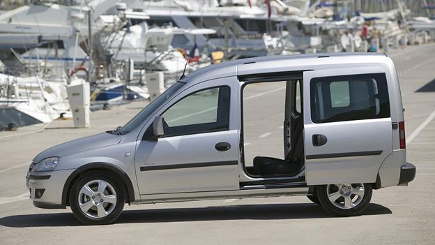 Opel Combo fiat Doblo