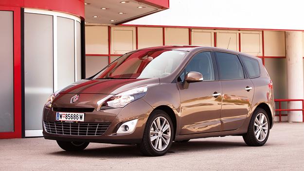 Renault Grand Scénic stat VoLi