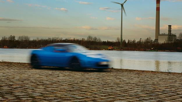 Tesla Roadster S Exterieur