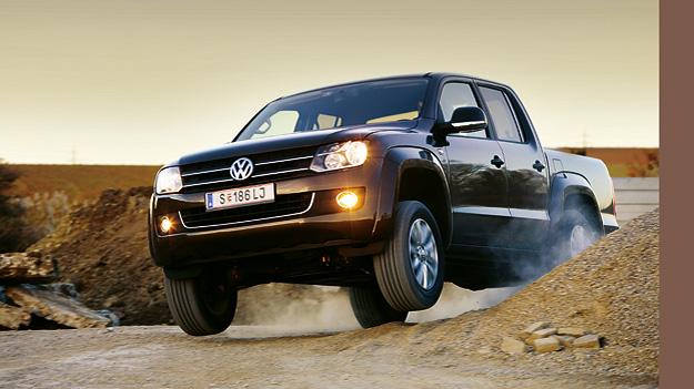 VW Amarok dyn VoLi