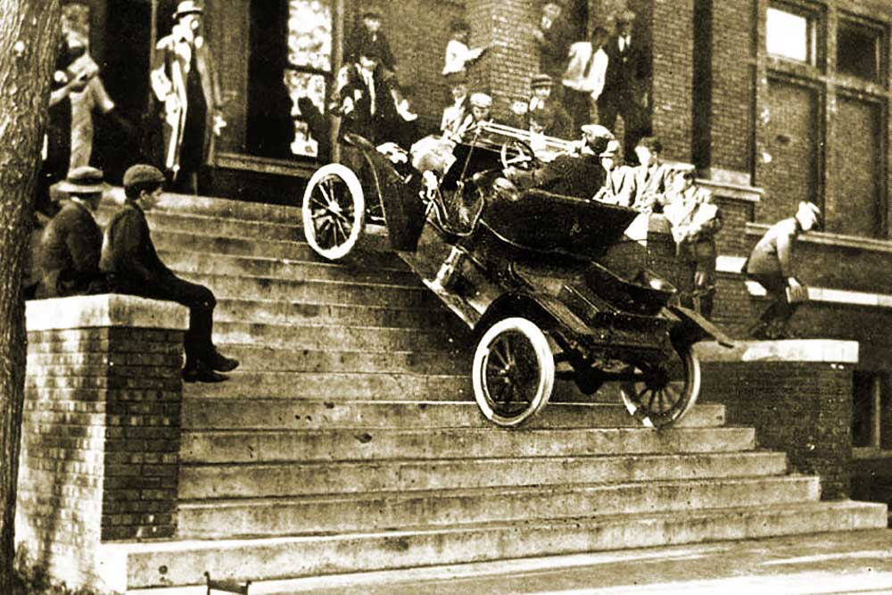 100 Jahre Model T: Als Mr. Ford weinte