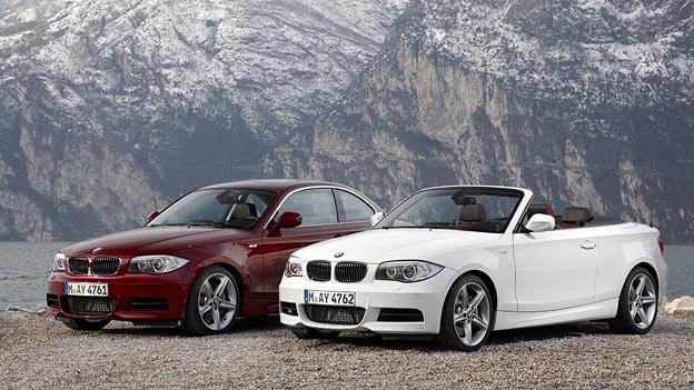 BMW 1er Statisch Front Facelift