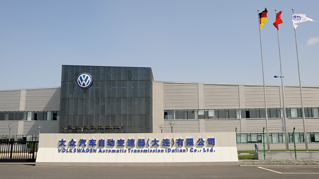 VW Werk in China