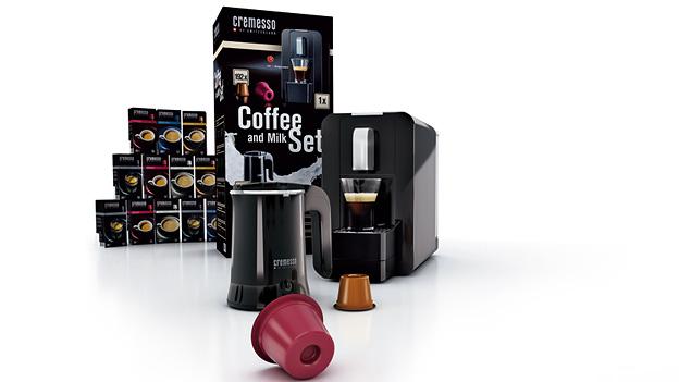 Leserblog Geschenk Cremesso Espresso