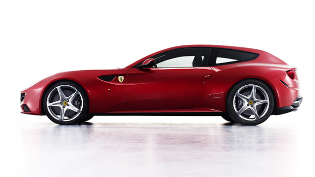 Ferrari FF stat links