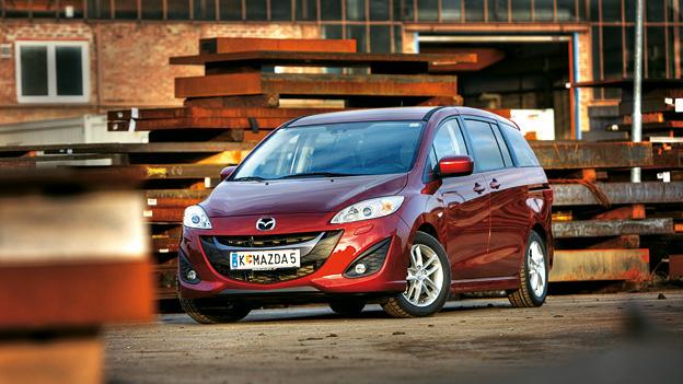 Mazda 5 stat VoLi