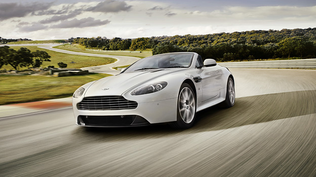 Aston Martin V8 Vantage S dyn VoLi