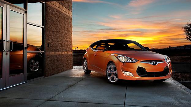 Hyundai Velsoter Exterieur Statisch Front