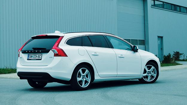 Volvo V60 Exterieur Statisch Heck